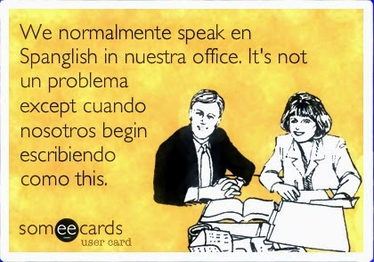 el español una lengua muy cool