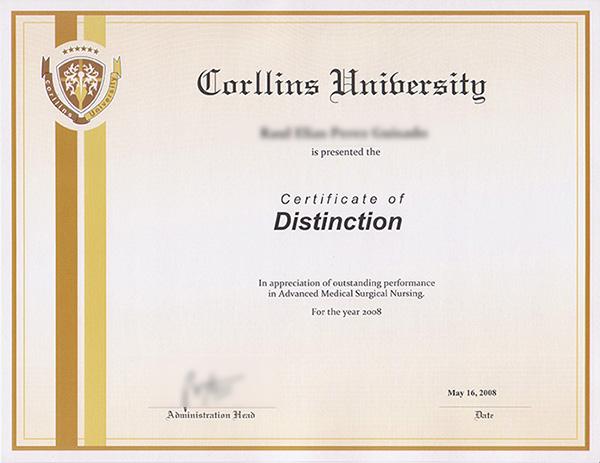 Traducción Jurada de un Título o Diploma