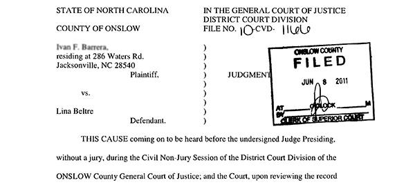 Traducción Jurada de una Sentencia o Resolución Judicial
