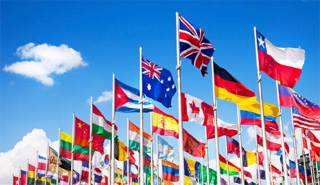 banderas internacionalización