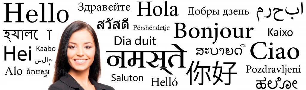 servicios de traducción e interpretación