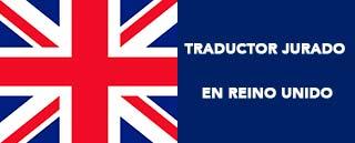Traductor jurado en Reino Unido